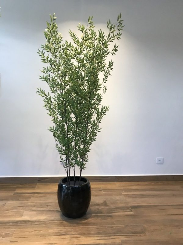 Árvores Artificiais Com Vaso