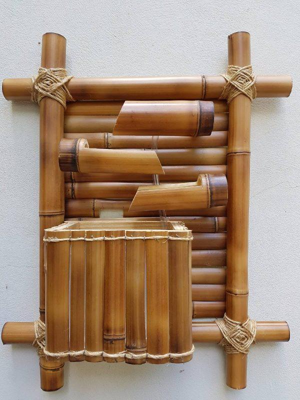 objetos de bambu