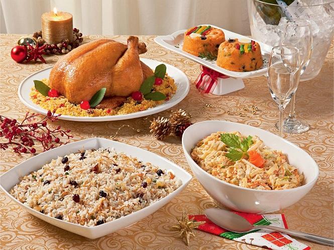 Ceia de Natal Tradicional