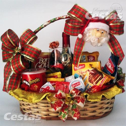 Cesta de Natal Para Empresas