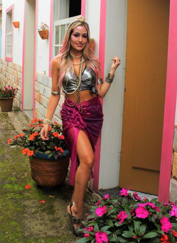 Fantasias de Carnaval Feminina
