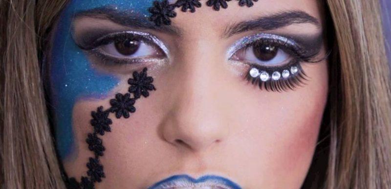 Maquiagem Para Carnaval 2019