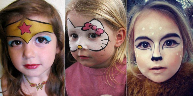 Maquiagem Para Carnaval Infantil