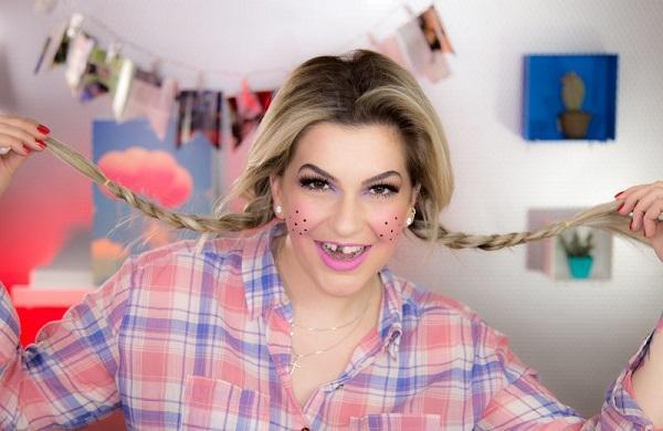 Maquiagem Para Festa Junina Feminina