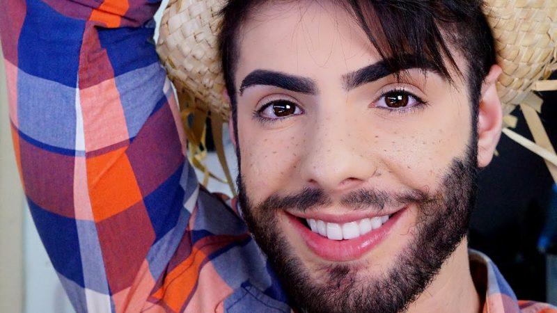 Maquiagem Para Festa Junina Masculina