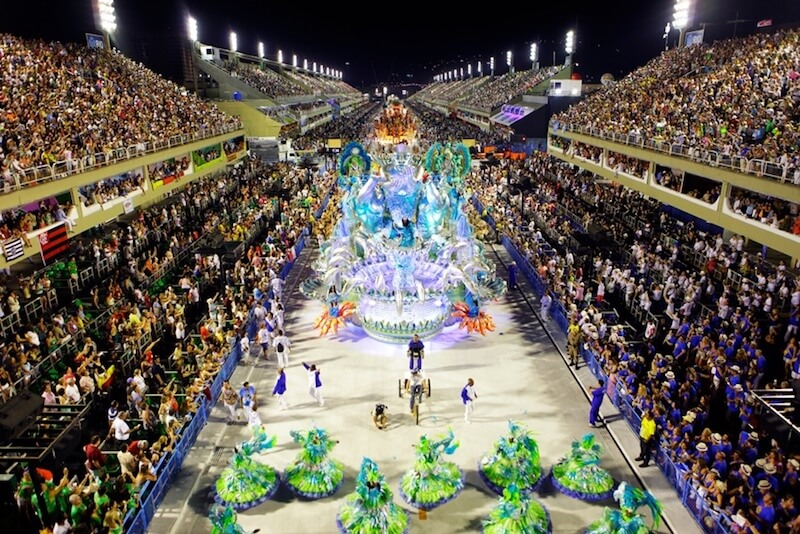 Qual da data do Carnaval 2020?