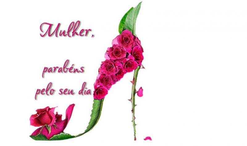 Mensagem Feliz Dia da Mulher