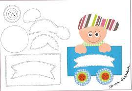 Moldes e Modelos de Lembrancinha Dia Das Crianças