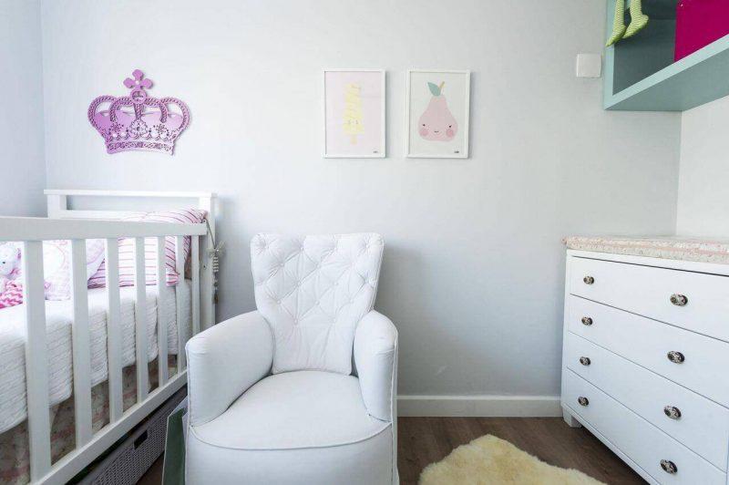 Poltrona Para Quarto de Bebê