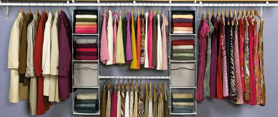 Como Organizar Guarda-roupa Pequeno