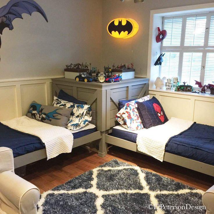 decoração de quarto de menino