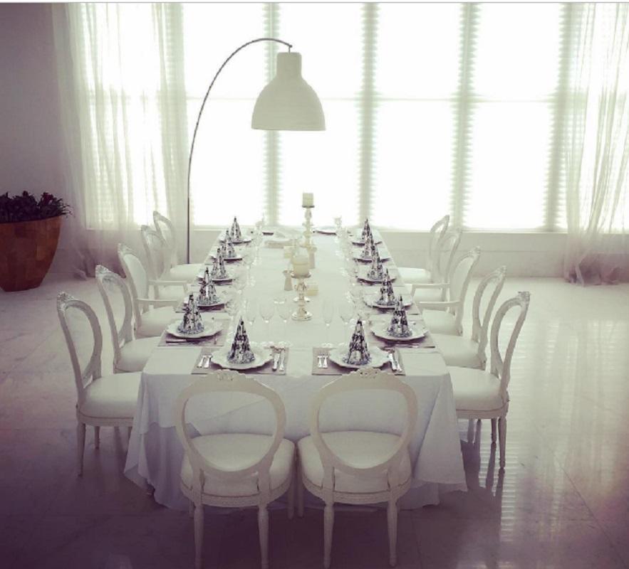 Sala da Casa da Ana Hickmann