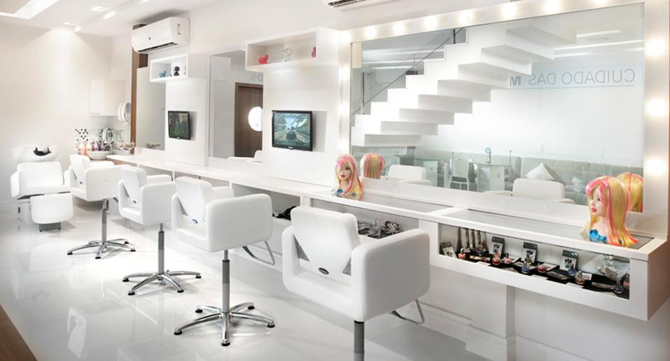 Decoração de Salão de Beleza Simples e Barata