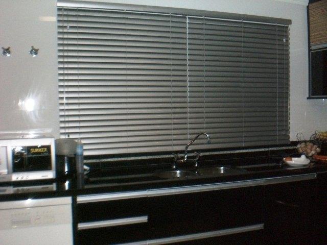 Persiana de Aluminio Para Cozinha