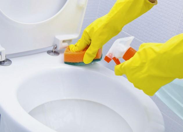 Produtos de Limpeza Para Banheiro
