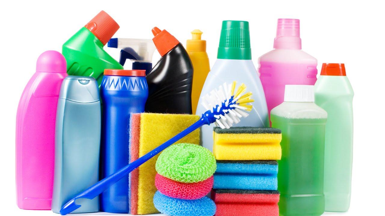 Produtos de Limpeza Pesada