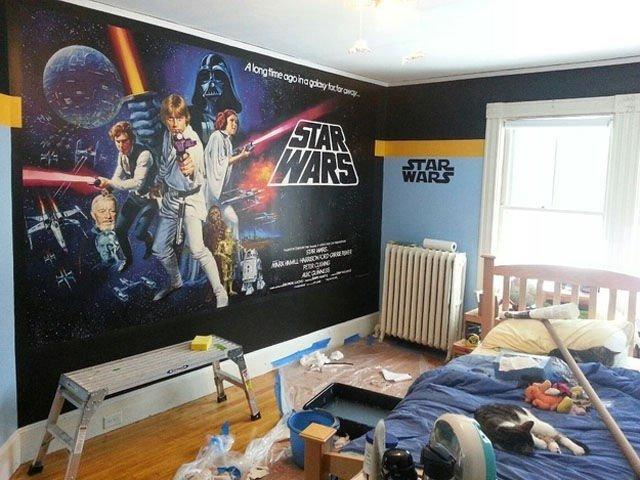decoração geek e nerd
