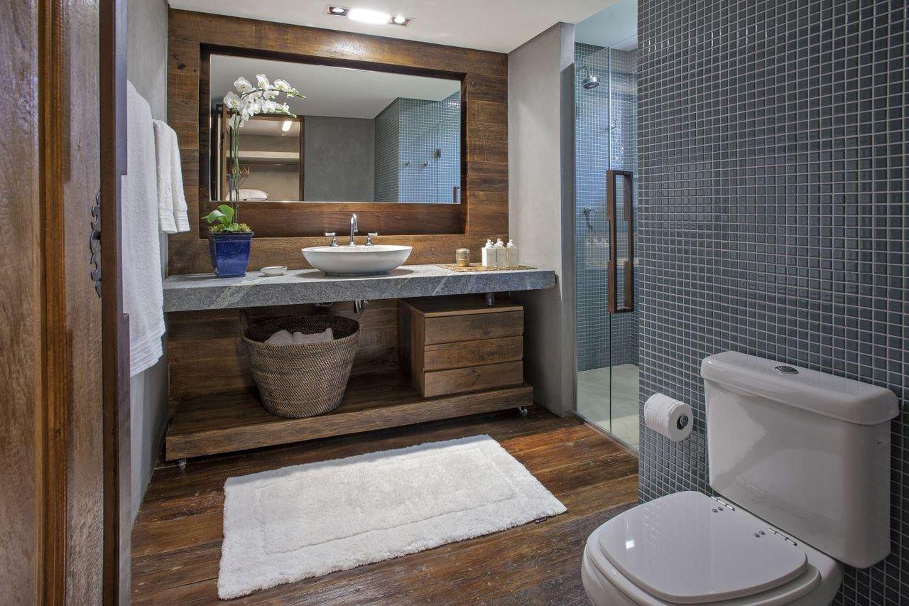 modelos de banheiros modernos