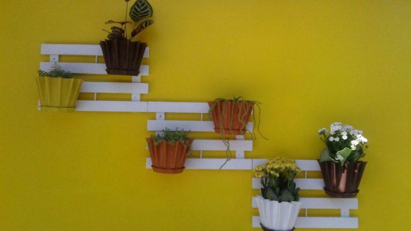 DECORA u00c7ÃO COM PALLET u2192 Na Parede, Para Sala, Festa e Jardim ;) # Decoração Para Jardins Com Paletes