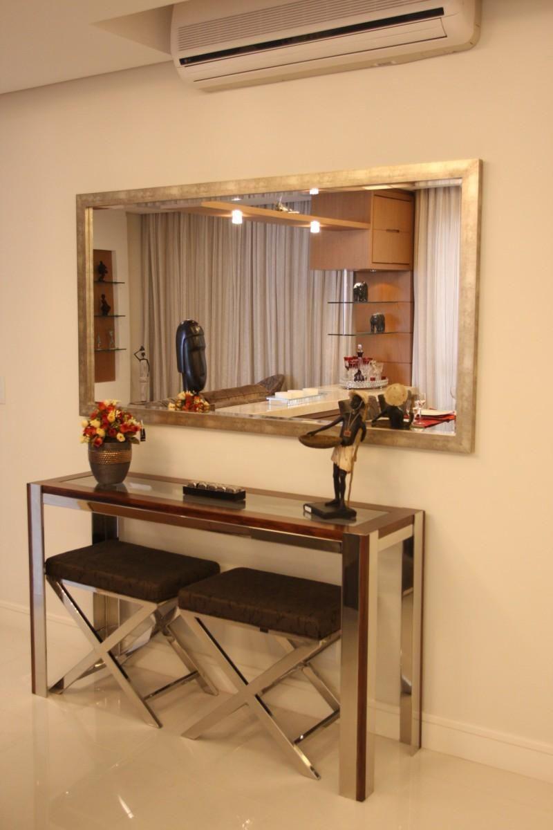 Aparador Para Sala Com Espelho