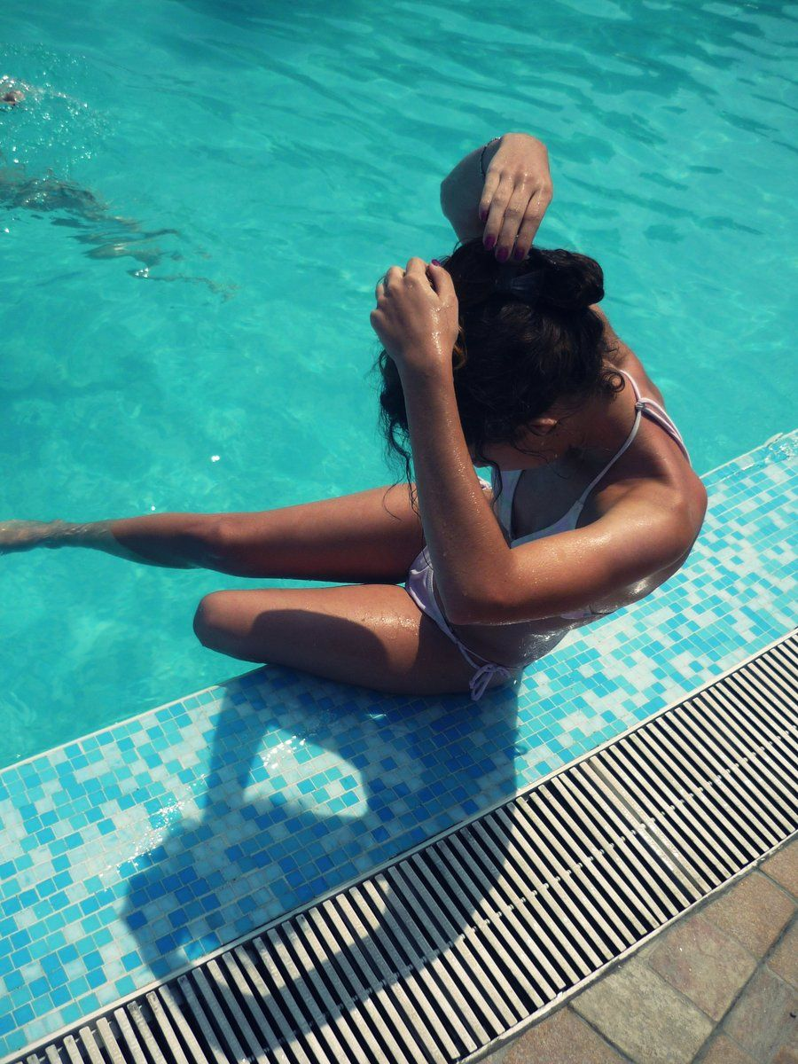Fotos de Tumblr na Piscina