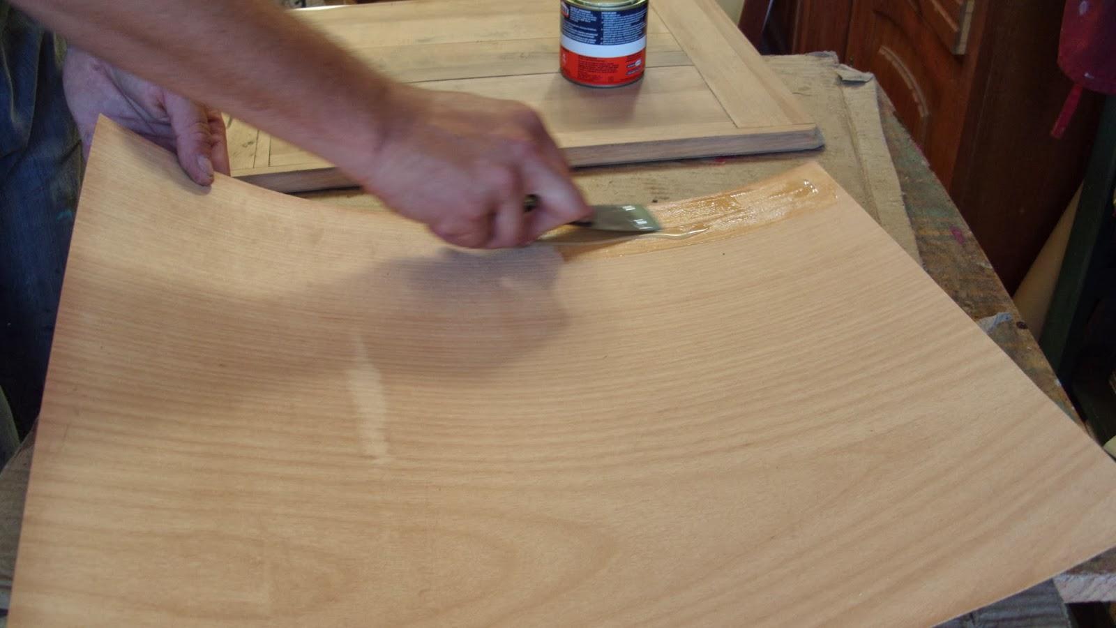 Massa Acrilica madeira