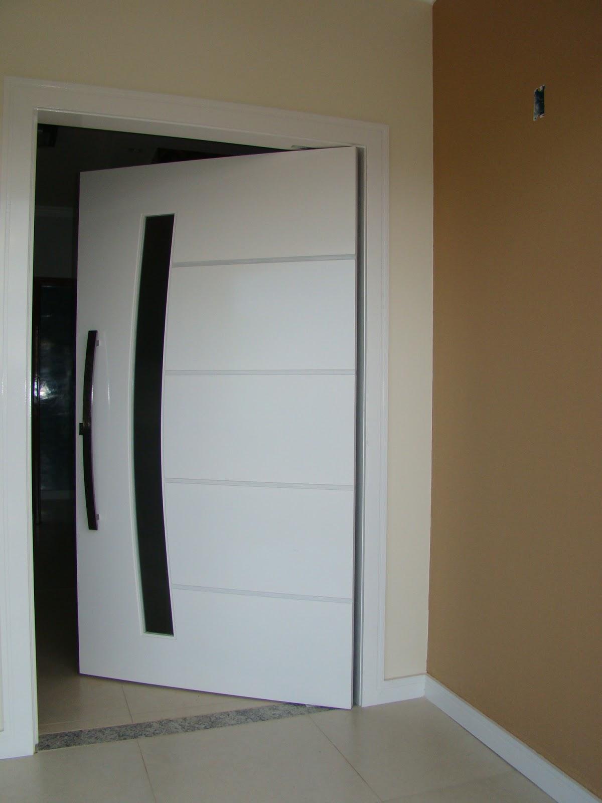 Portas Modernas Para Sala