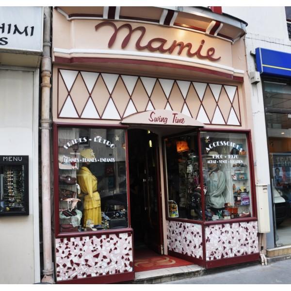 fachada de loja pequena