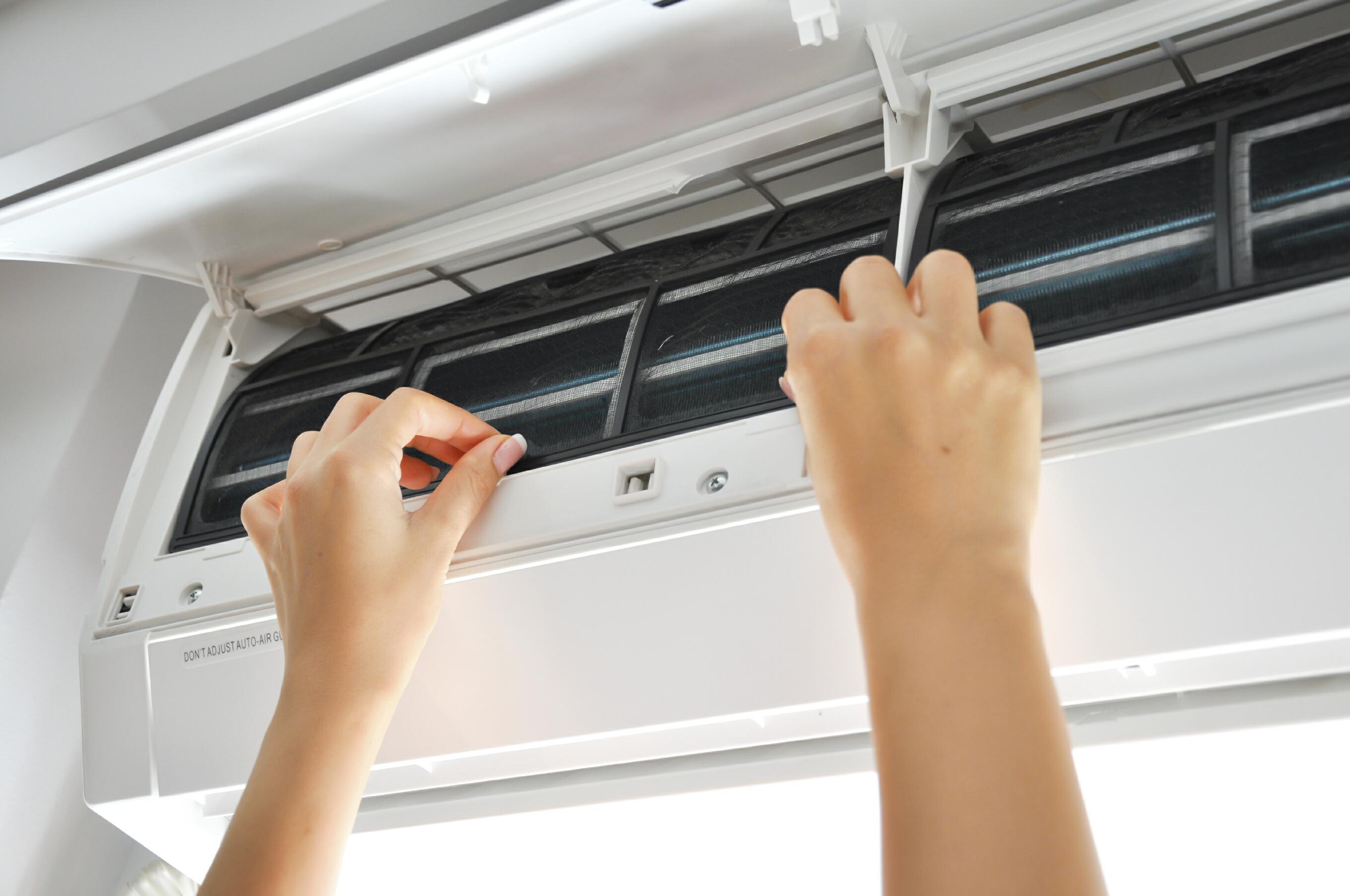 Como Fazer a Limpeza de Ar Condicionado