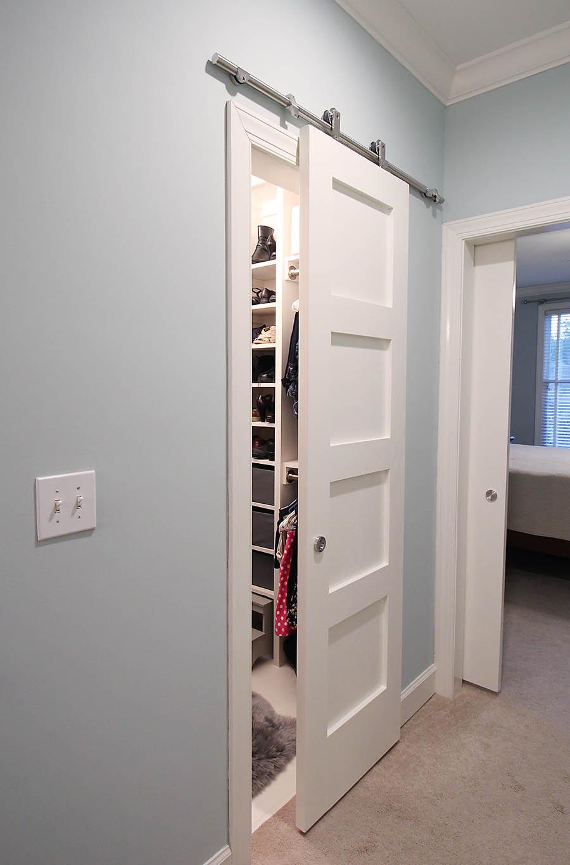 Closet Com Portas