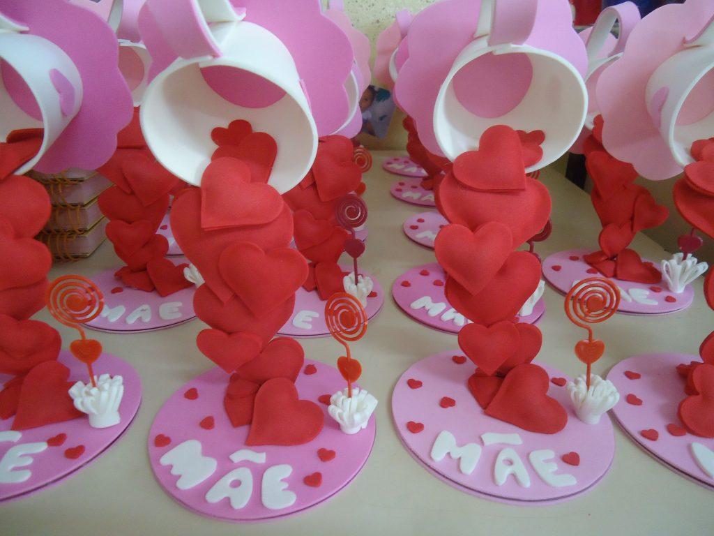 Lembrancinhas Para o Dia das Mães em EVA