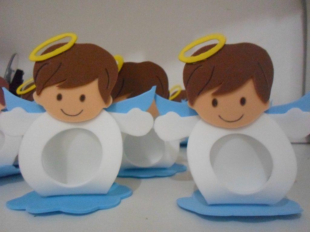 Lembrancinhas de Batizado em EVA