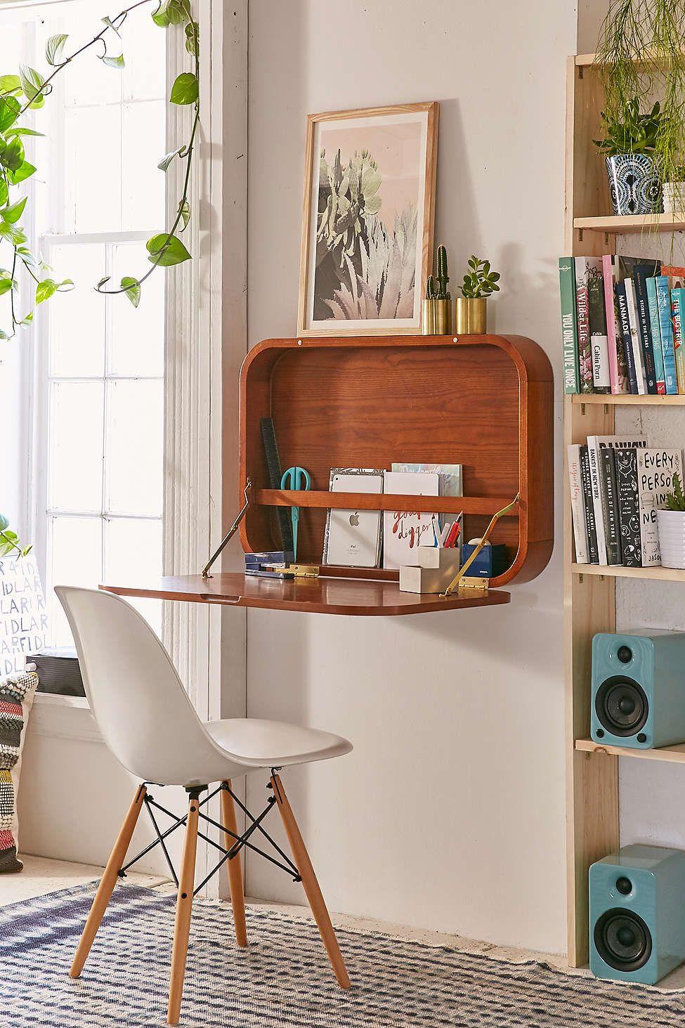 Mesa Dobrável de Parede Para apartamento