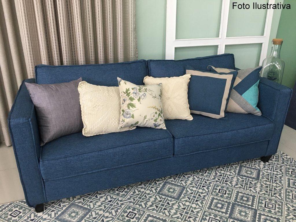 Tecido para sofá linho