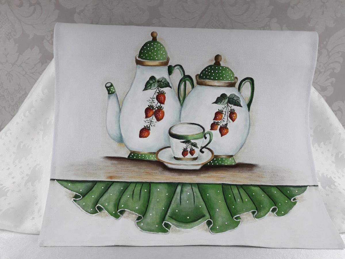 Pintura Em Tecidos P Iniciante Riscos Flores Frutas Como Fazer