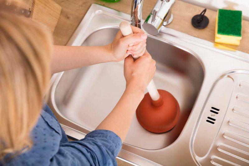 Como Desentupir Pia - De Banheiro, Cozinha e etc