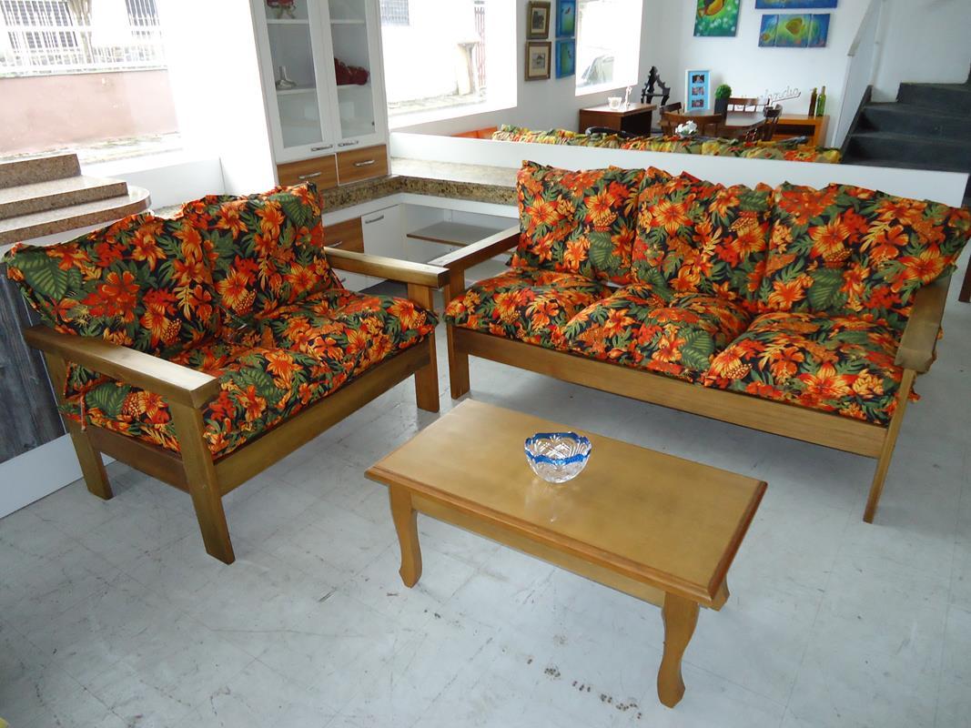 Almofadas Para Sofá de Madeira