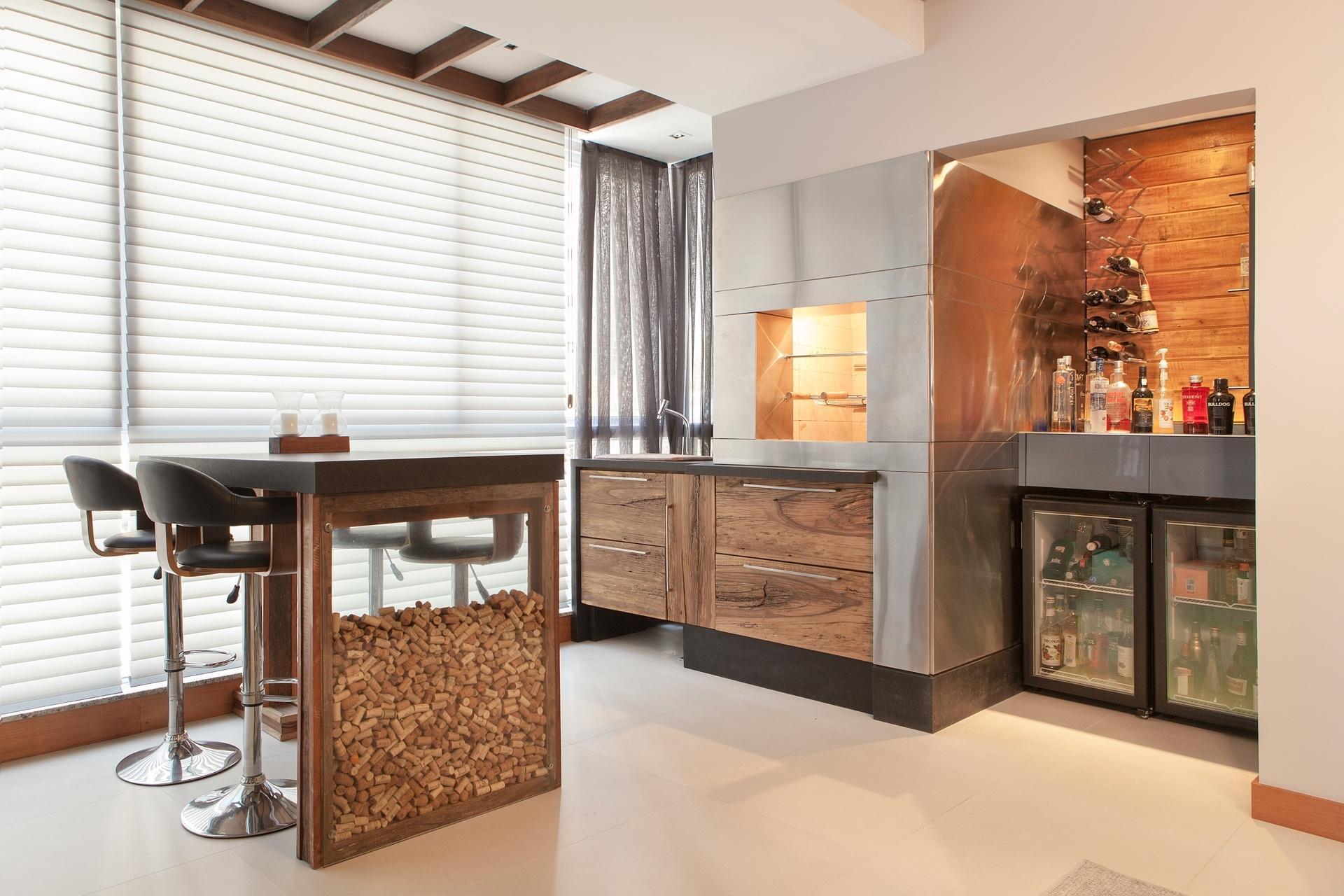 Barzinho Para Sala Moderno