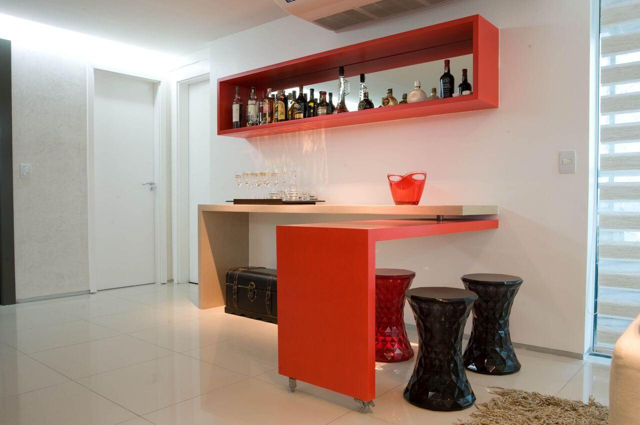 Barzinho Para Sala de Estar