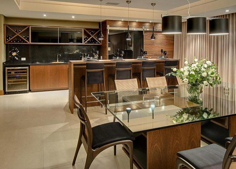 Barzinho Para Sala de Jantar
