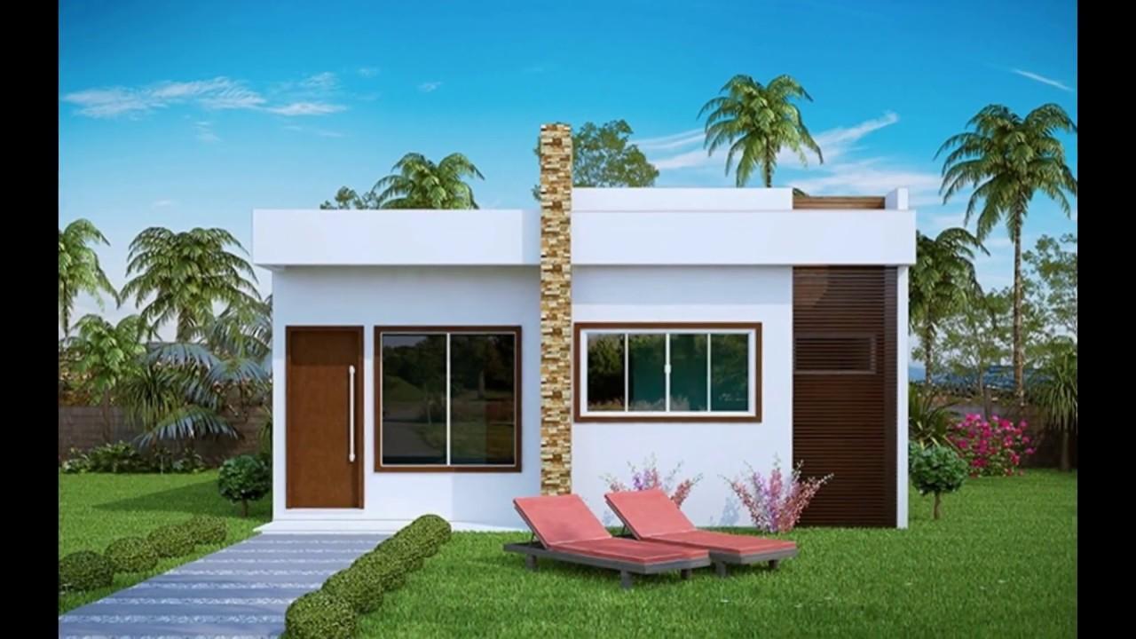 Casas Bonitas e Pequenas