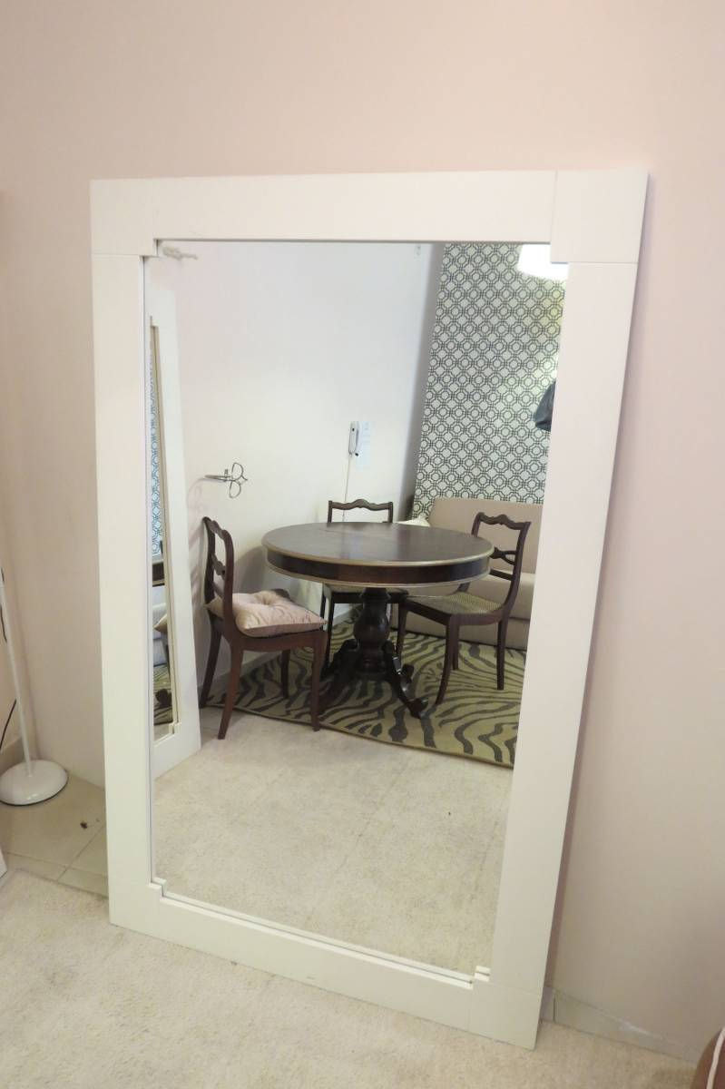 Espelho Para Quarto Com Moldura