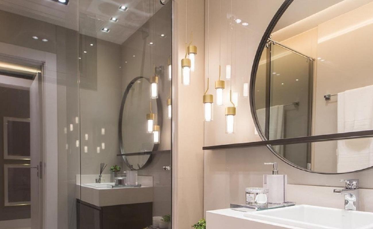 Luminárias Para Espelho de Banheiro