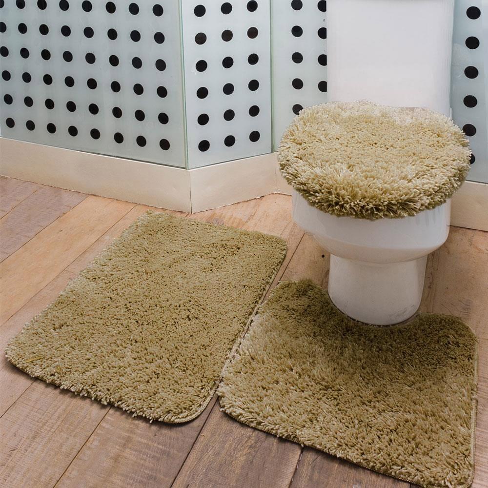 Tapete Emborrachado Para Banheiro