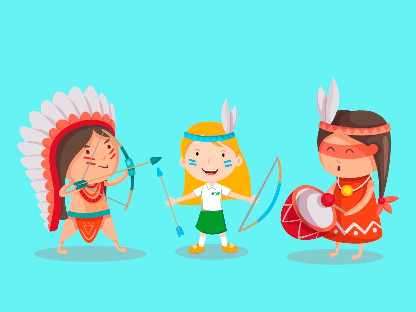 Atividades Dia do Índio