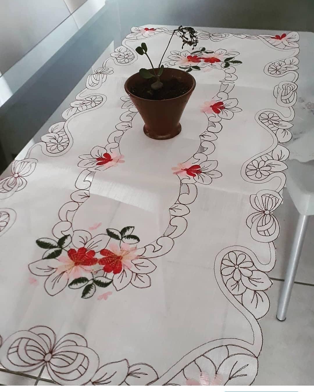 Centro de Mesa de Jantar