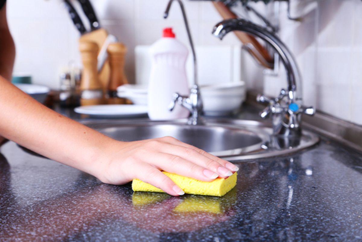 Como Limpar e Organizar a Cozinha