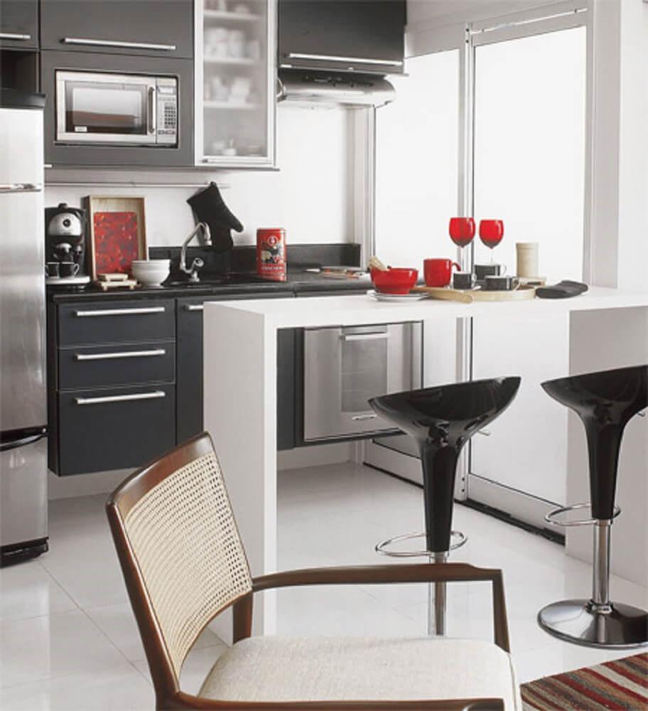 Cozinhas Modernas Pequenas