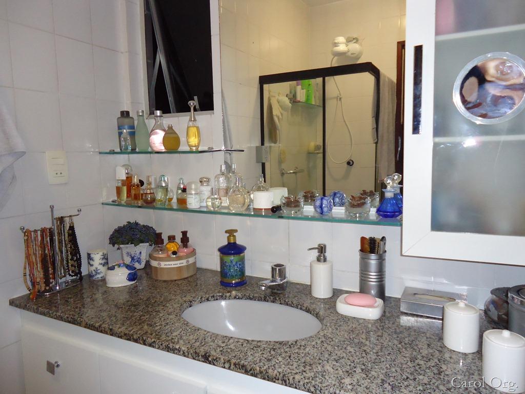 Organização de Banheiro