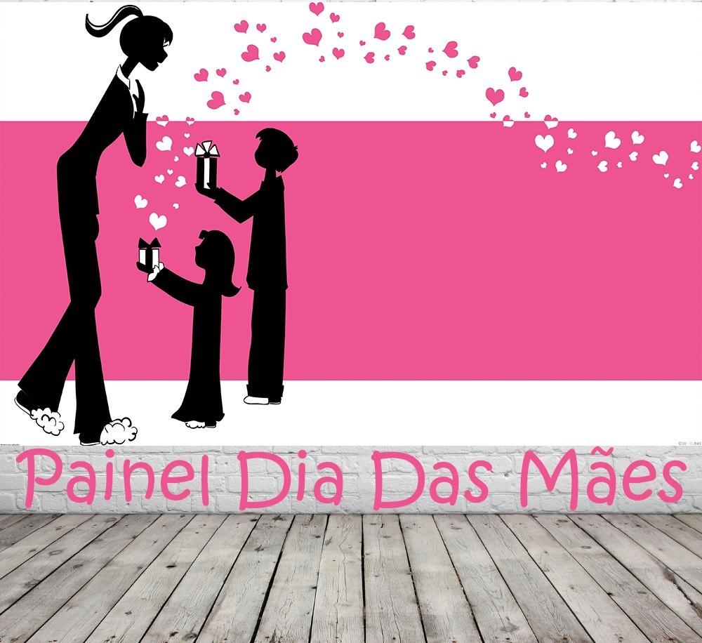 Painel Dia das Mães Para Igreja